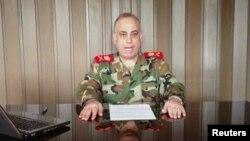 مېجر جنرال عبدالعزیز جاسیم الشلال له شام رژیم سره لاره شلولې