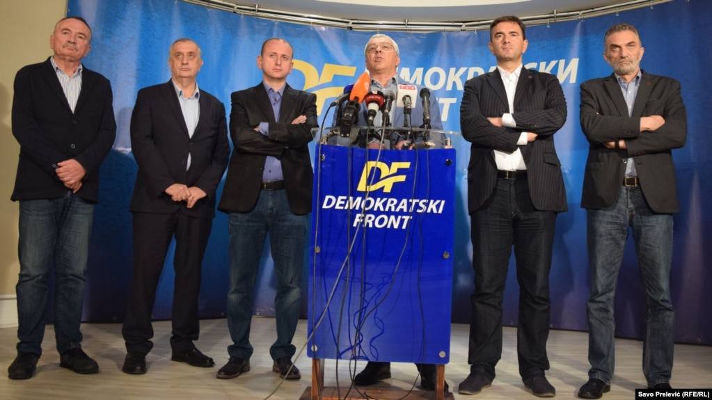 Резултат слика за demokratski front