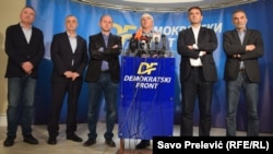 DF poziva opoziciju da se zajednički posveti oslobađanju Crne Gore od režima DPS