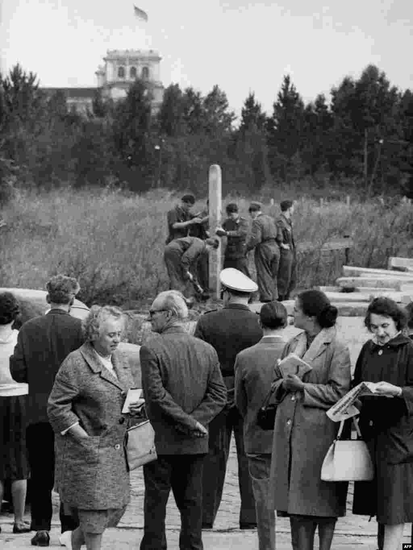 Istočni Berlin - 13.08.1961.