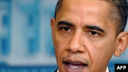 U.S. President Barack Obama said the door is still open for Iran to choose negotiation over sanctions.