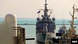 Британдық HMS Duncan кемесі