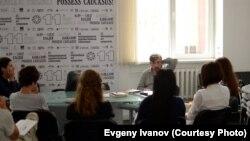 Молодые художники, фотографы, дизайнеры Северного Кавказа в этом году знакомятся с принципами создания авторского самиздата