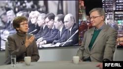 Наталья Зубаревич и Владимир Рыжков