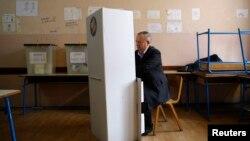 Glasanje u severnoj Mitrovici, 3. novembar 2013.