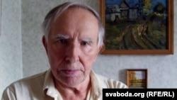 Belarus – Anatol Vyartsinski, poet, Minsk, May2013