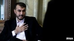 حسین امیرعبداللهیان، معاون عربی وزیر خارجه ایران