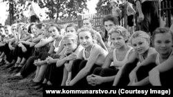 Летний лагерь КЮФ, 1959 год