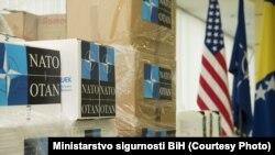 Donacija medicinske opreme BiH u vrijeme pandemije COVID 19, april 2020.