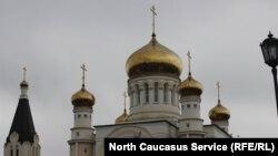 Храм, Владикавказ, Северная Осетия