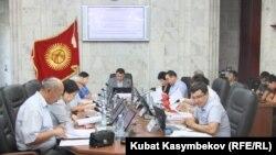 Кумиссиюни интихоботии Қирғизистон
