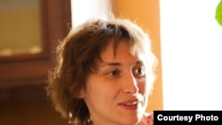 Viktoriya Lomasko