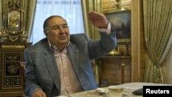 Алішер Усманов, архівне фото