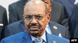 Sudan prezidenti Omar al-Bashir, 14 iyun, 2015