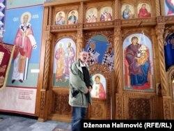 """""""Previše je naroda otišlo u grad"""", navodi crkvenjak Jovo Sando"""
