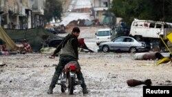 Кобани, 30 јануари.
