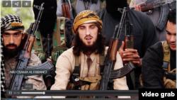 """Радикалдық """"Ислам мемлекеті"""" ұйымының содырлары. (Көрнекі сурет)."""