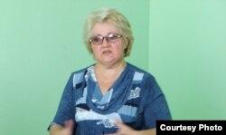 Ларыса Жыгар