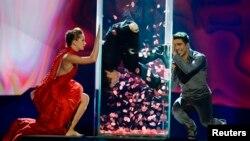 Виступ представника від Азербайджану на конкурсі «Євробачення 2013», 18 травня 2013 року