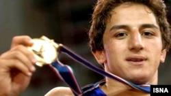 حميد سوريان قهرمان المپيک لندن و دارنده ۵ مدال طلای جهانی