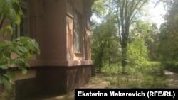 Ветеранский домик в лесу под Киевом