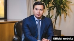 Kazakhstan - Nurali Aliyev, grandson of the country's president, Nursultan Nazarbayev.