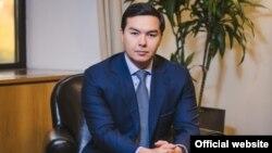Нурали Алиев, старший внук экс-президента Казахстана Нурсултана Назарбаева.