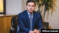 Қазақстан президенті Нұрсұлтан Назарбаевтың жиені, Астана әкімінің бұрынғы орынбасары Нұрәлі Әлиев. Фото Астана әкімдігінің ресми сайтынан алынған.