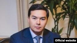 Нурали Алиев, сын Дариги Назарбаевой и Рахата Алиева.
