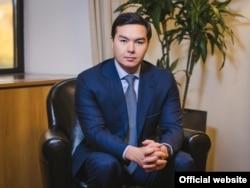 Нурали Алиев, старший внук президента Казахстана Нурсултана Назарбаева.