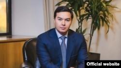 Нурали Алиев, внук бывшего президента Казахстана Нурсултана Назарбаева.