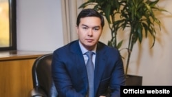31-летний внук президента Казахстана Нурсултана Назарбаева, Нурали Алиев.