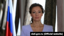 Уполномоченный при президенте России по правам ребенка Анна Кузнецова