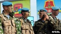 Ushtarë të Ukrainës...