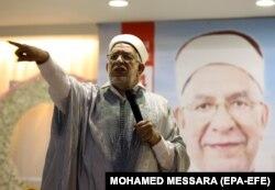 عبدالفتاح مورو، نامزد شکست خورده النهضه در انتخابات ریاست جمهوری