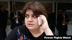 The case of investigative journalist Khadija Ismayilova is seen as part of a broad crackdown on civil society in Azerbaijan.