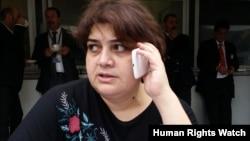 Хадиджа Исмаил. Архивное фото