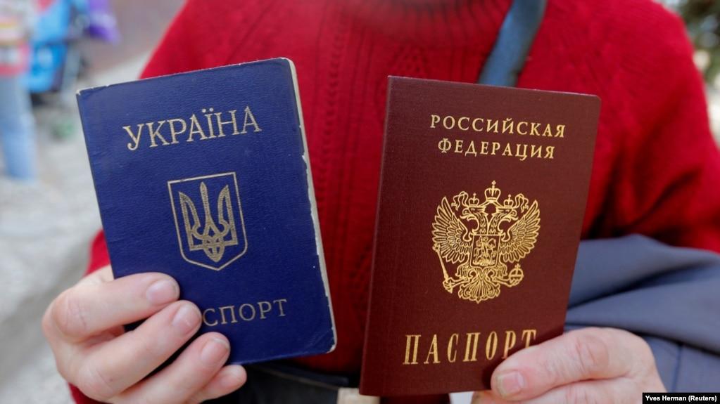 Ресей Донбасс тұрғындарына төлқұжат жасау үшін жылына 100 млрд рубльге шығындалады