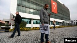 "Redaksia e gazetës ""Zaman"""