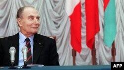 Francois Mitterrand, 1989