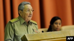 Cuban President Raul Castro replaced his brother, Fidel, in 2008.
