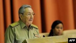 Президент Кубы Рауль Кастро.