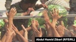آوارگان سوری در اربیل عراق