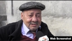 Azərbaycan pensiaçısı