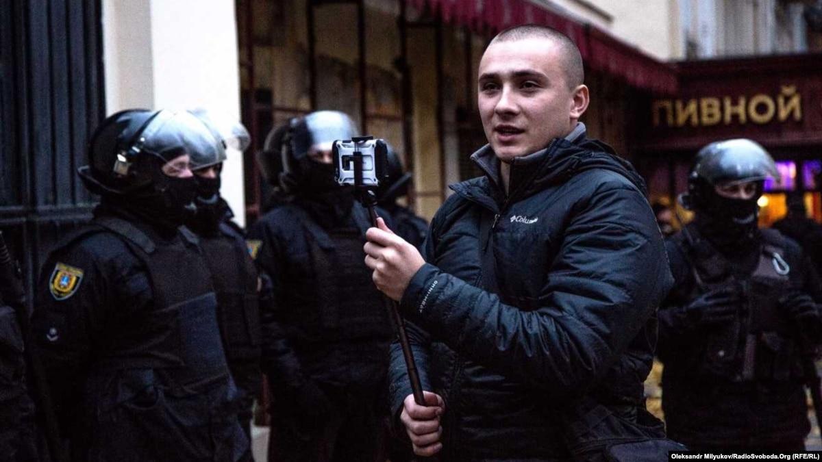 Генеральная прокуратура передала в СБУ расследования дел о нападениях на активиста Стерненка