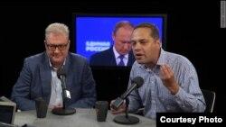 Владимир Милов и Дмитрий Орлов