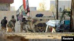 Ирак армиясы ИМ ээлеген аймактарды бошотууда. 40ноябрь