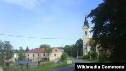 Vladičanski dvor i Saborna crkva u Pakracu