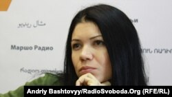 Вікторія Сюмар, заступник секретаря РНБО