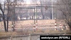 Վազգեն Սարգսյանի անվան ռազմական ինստիտուտը Երևանում